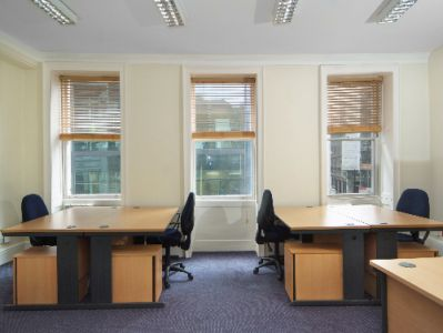 Lower John St Office Space - W1F
