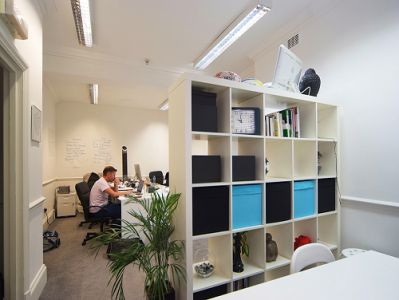 Poland Street Office Space - W1F