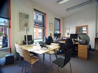 Wardour Street Office Space - W1D