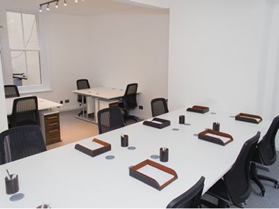 Lower James Street Office Space - W1F