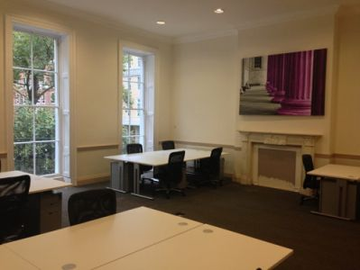 Soho Square Office Space - W1D