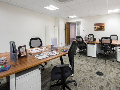 Warwick Street Office Space - W1B